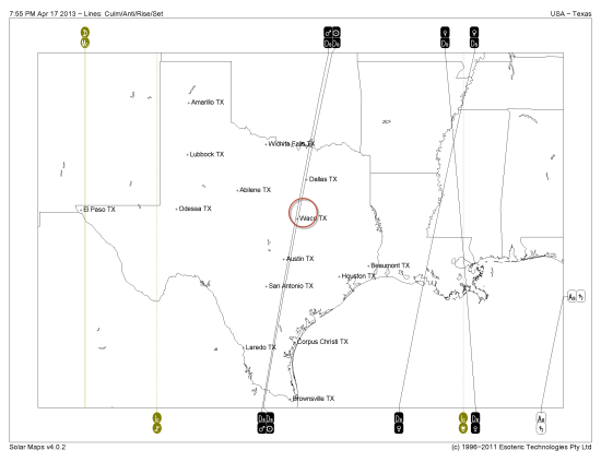 West Texas Explosion (Map) 4-18-2013 11-36-34 AM