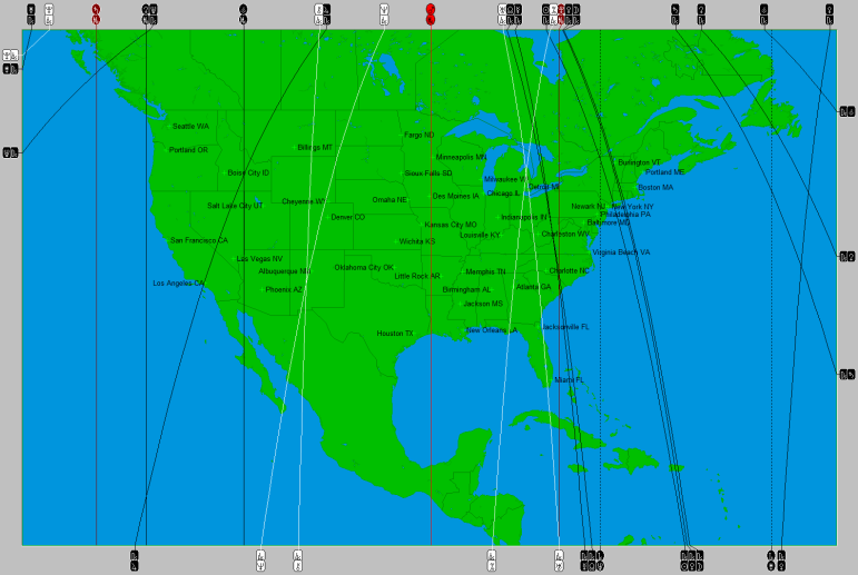 2014-10 Eclipse Map (United States)