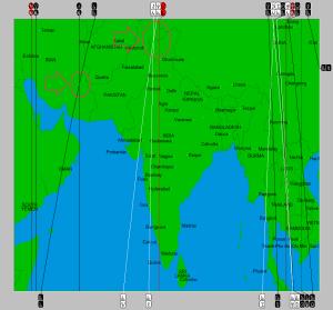 FM 2014 October India Map
