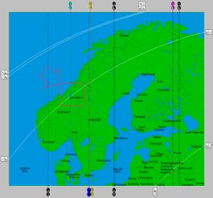 FM 2014 October Scandinavia Map