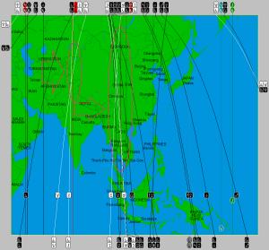 FM 2014 October SE Asia Map