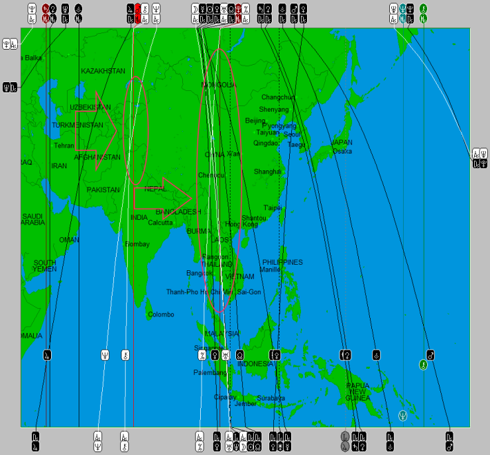 FM 2014 October SE Asia Map