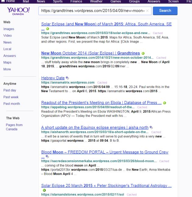 Yahoo-Blacklisted