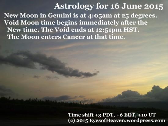16 June NM