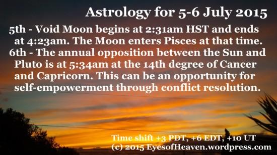 5-6 July