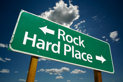rock and a hard place Tara Greene astrology