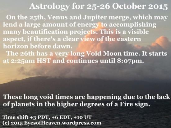 25-26 Oct