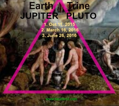 Jupiter Pluto earth trine, TPP Tara Greene