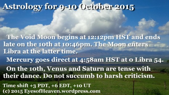 9-10 Oct