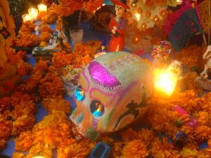Dia de los Muertos Calavera