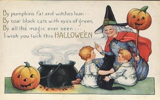 vintage Halloween Tara reene