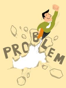 Get Through Problem by jesadaphon; freedigitalphotos.net