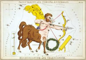 Sidney_Hall_-_Urania's_Mirror_-_Sagittarius_and_Corona_Australis,_Microscopium,_and_Telescopium (1)