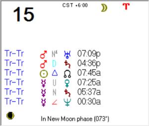 2016-01-15 Daily Calendar