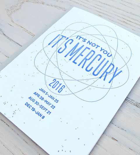 Some brilliant lady prints these letterpress cards. Click to see her shop.