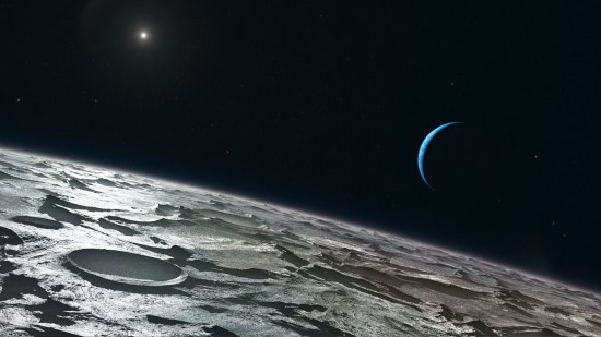 Triton (artist's impression)