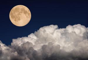 Penumbral Lunar Eclipse March 23, 2016