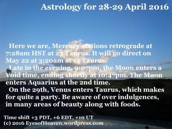 28-29 april