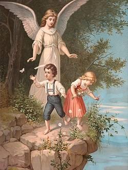 Angel Fridolin_Leiber_-_Schutzengel