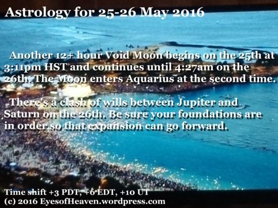 25-26 May