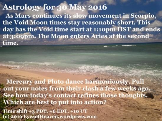 30 May