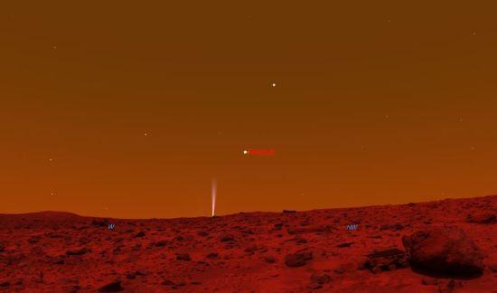 MarsVenus