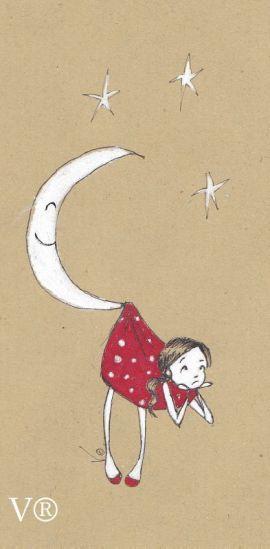moon girl hooked