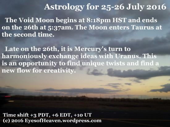 25-26 July