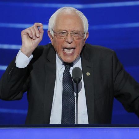 Bernie Sanders DNC Tara Greene
