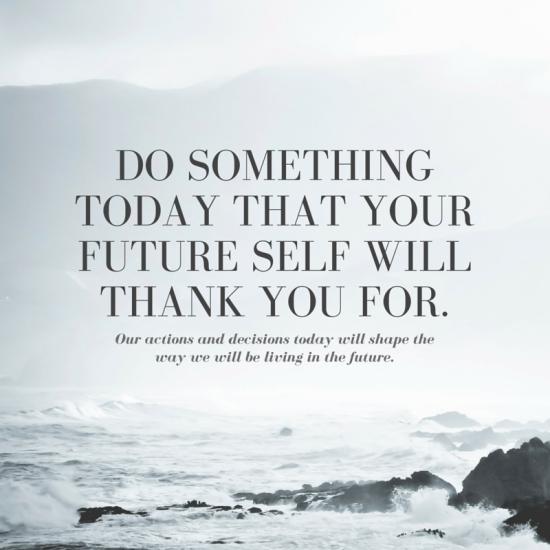 Future Self will Thank You - FREE