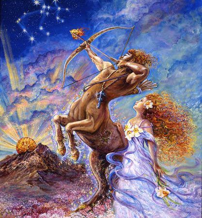 Sagittarius Josephine Wall, Astrology Tara Greene  Astrology
