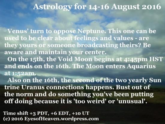 14-16 Aug