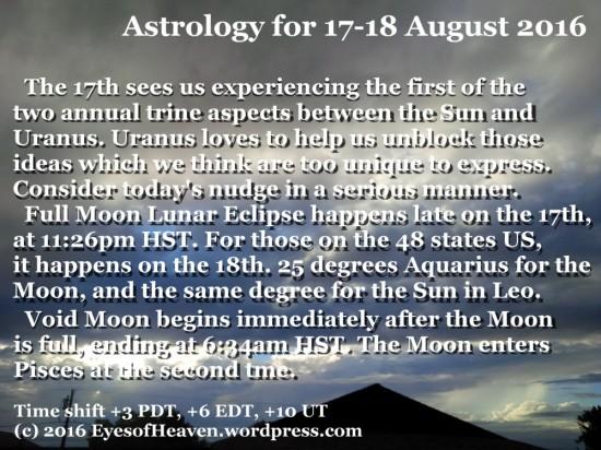 17-18 Aug