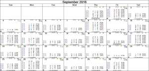 2016-09 Monthly Marsout