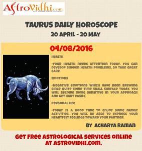 taurus-daily-horoscope