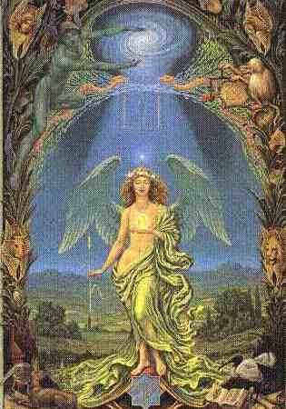Virgo the Virgin Goddess