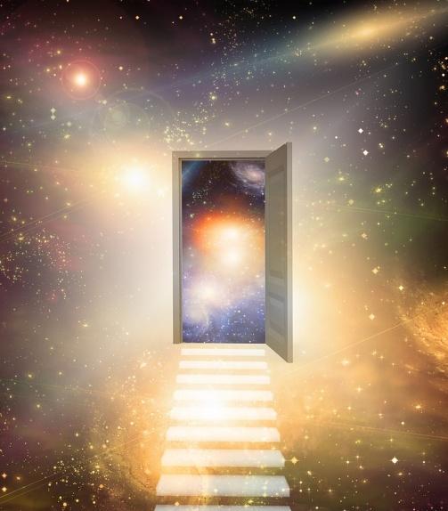 space-doorway