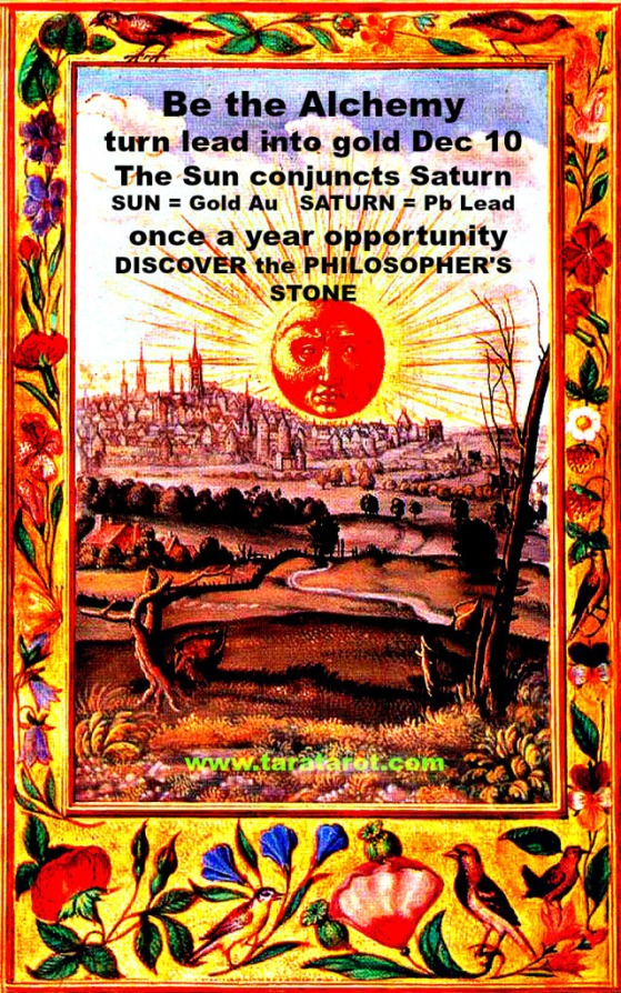 alchemy philosopher's stone, tara Greene astrology