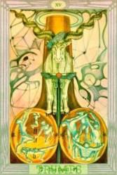 the Devil Tarot Tara Greene