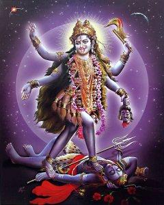 Kali Astrology mythology Tara Greene