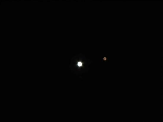 Venus Mars