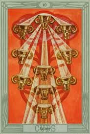 10 of cups meaning Tara Greene Tarot psychic