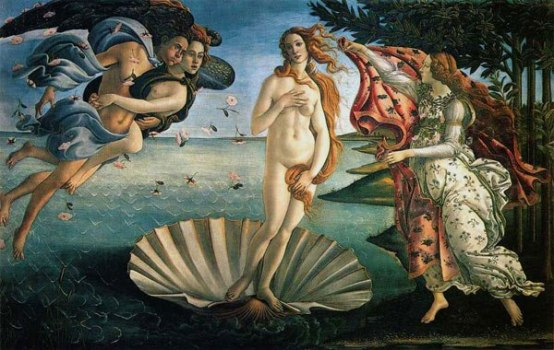 Botticelli, Venus, Astrology Tara Greene