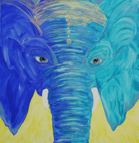 Evolvuphant (Kimberly Dean)