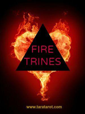 Fire Trines Astrology Tara Greene
