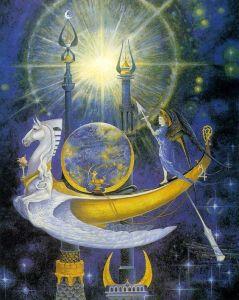 Sagittarius by Garland Tara Greene