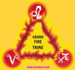 Grand Fire Trine Tara Greene astrology