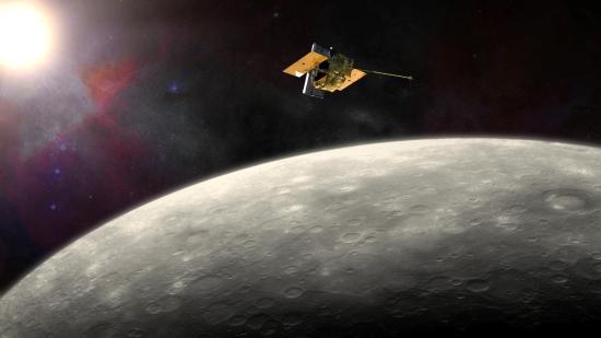 Space Mercurys Messenger