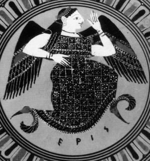 Eris Goddess of Disturbia